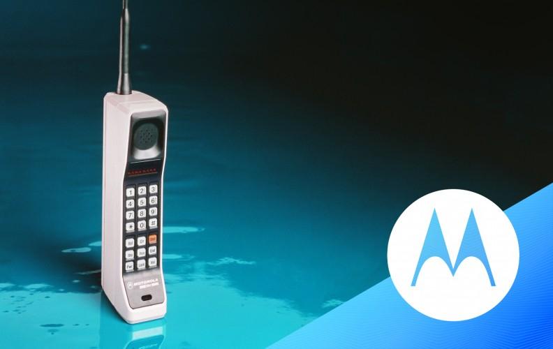45-lecie telefonu komórkowego Motorola