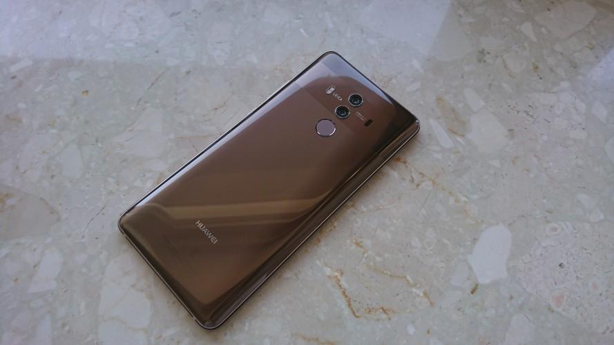 Huawei Mate 10 Pro - recenzja, test, opinia
