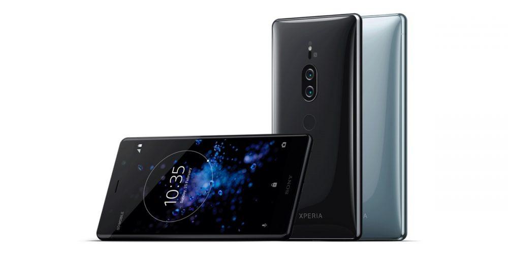 Sony Xperia XZ2 Premium trafia do Polski...tanio nie będzie