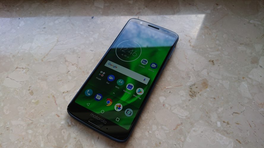 Motorola Moto G6 - recenzja, test, opinia
