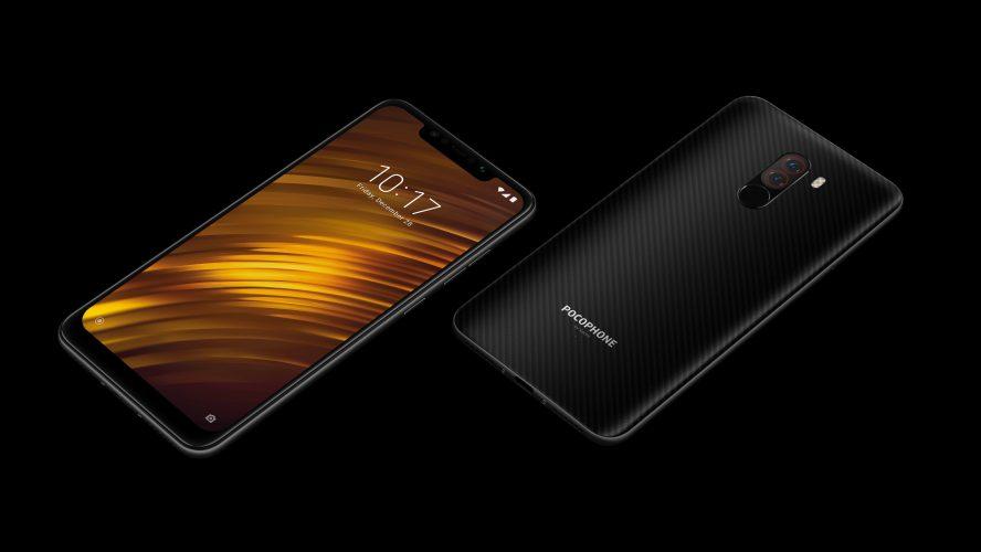 Xiaomi POCO F1 już w Polsce w świetnej cenie