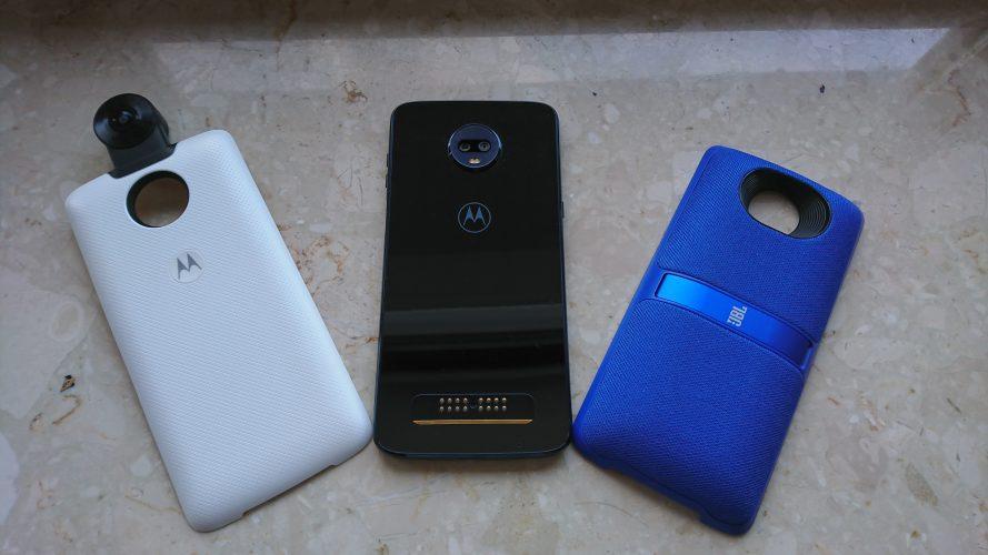 Motorola Moto Z3 Play - recenzja, test, opinia