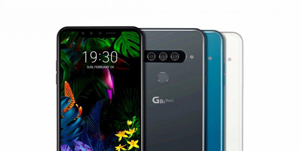 LG G8s ThinQ trafia na globalny rynek