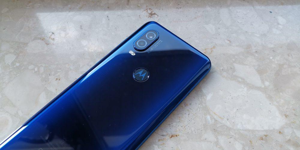 Motorola Moto One Vision - recenzja, test, opinia