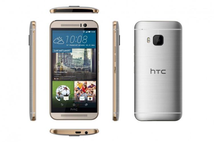 HTC One M9 z nowym procesorem