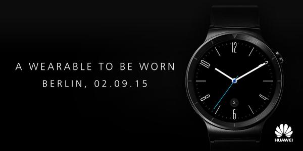 Huawei Watch - nowy smartwatch z Android Wear