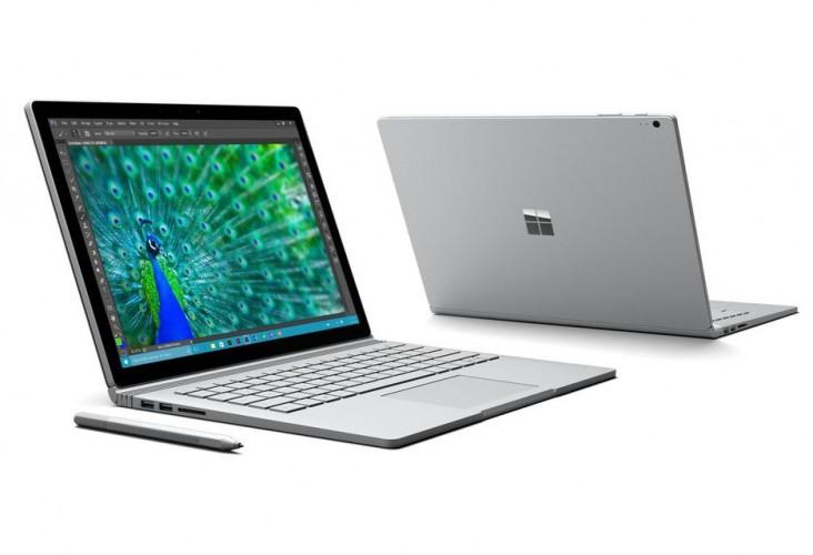 Microsoft Surface Book może zagrozić Macbookowi