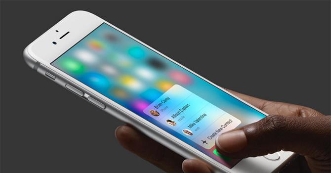 Nowe iPhone'y 7 mają być wodoszczelne