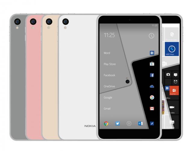 Nokia C1- czyli powrót Nokii na rynek smartfonów