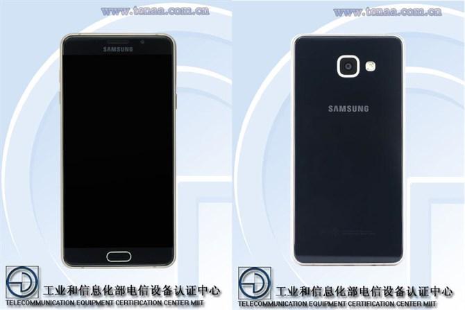 Samsung Galaxy A7 (2016) ujawniony na zdjęciach