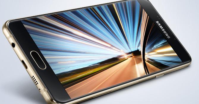 Samsung Galaxy A9 w AnTuTu