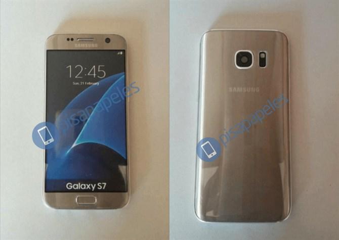 Samsung Galaxy S7 edge na zdjęciach