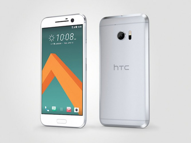 HTC 10 pokazane na renderach