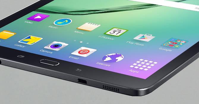 Samsung odświeży Galaxy Tab S2