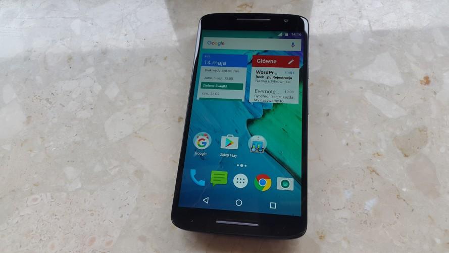 Lenovo Moto X Play - recenzja