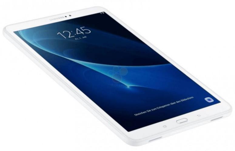 Samsung Galaxy Tab A 10.1 (2016) pokazany na zdjęciach prasowych