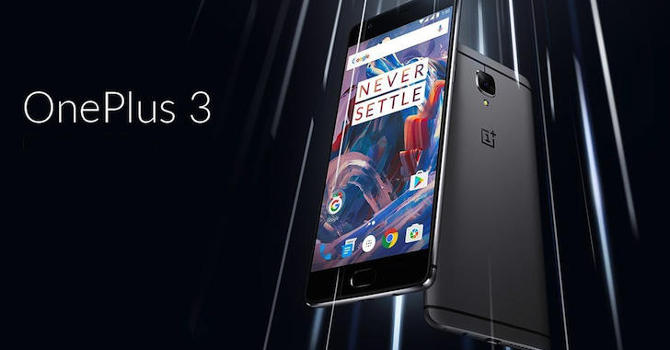 OnePlus 3 oficjalnie zaprezentowany
