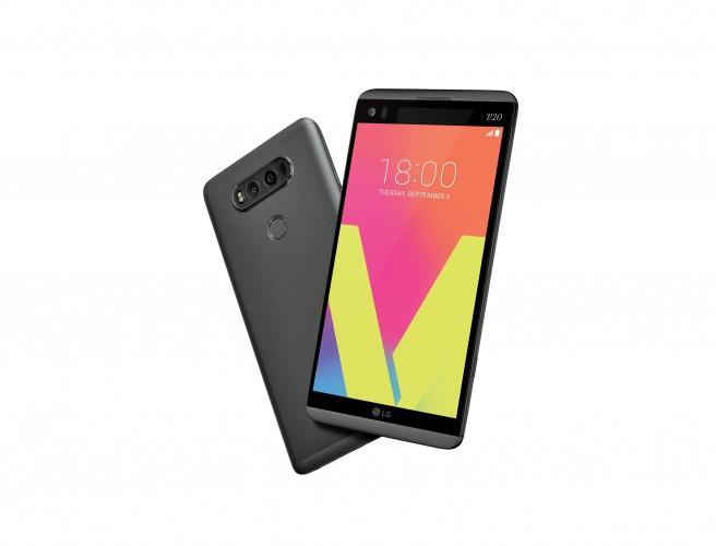 LG V20 oficjalnie zaprezentowane