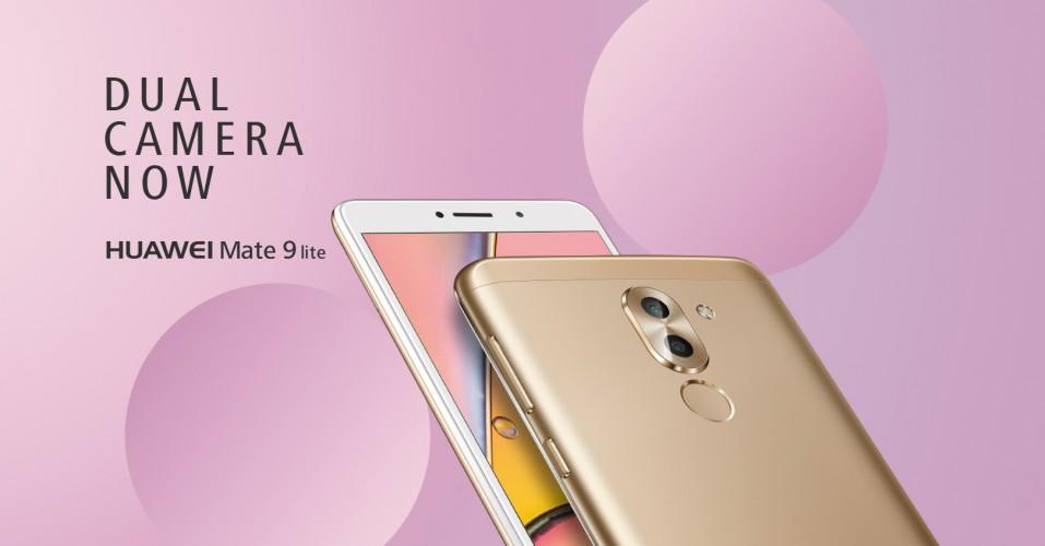 Huawei Mate 9 Lite zaprezentowany