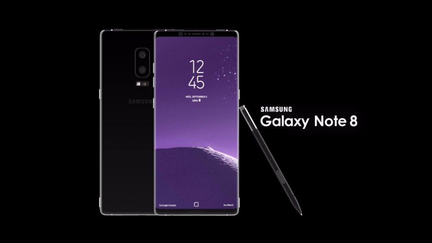 Tyle będzie kosztował Samsung Galaxy Note 8... Tanio nie będzie