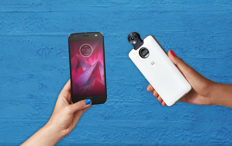 Motorola Moto Z2 Force - oficjalnie