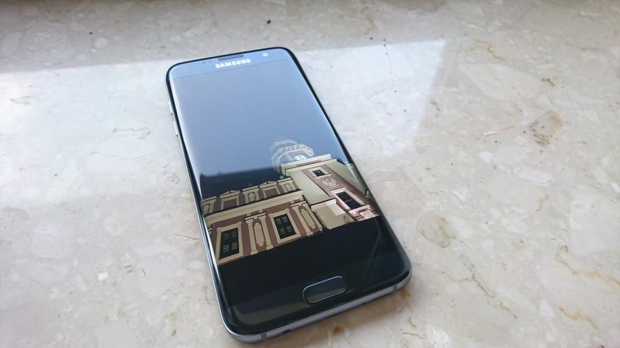 Samsung Galaxy S7 edge - recenzja, test, opinia