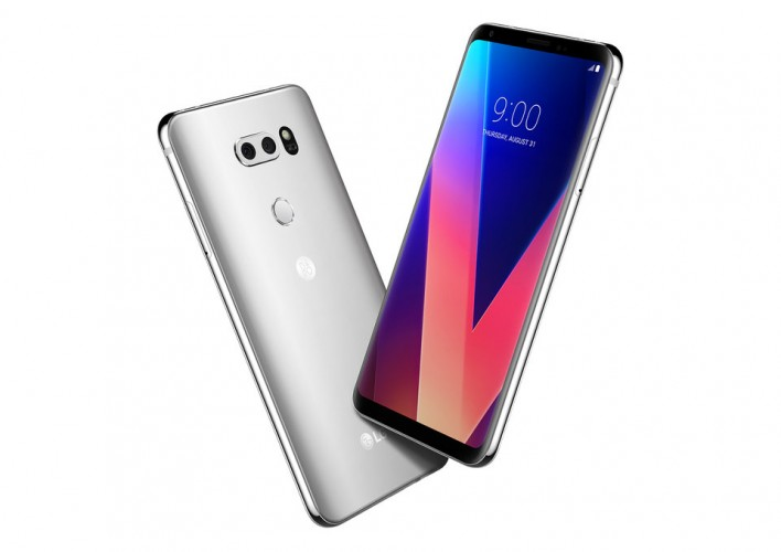 LG V30 - zaprezentowane