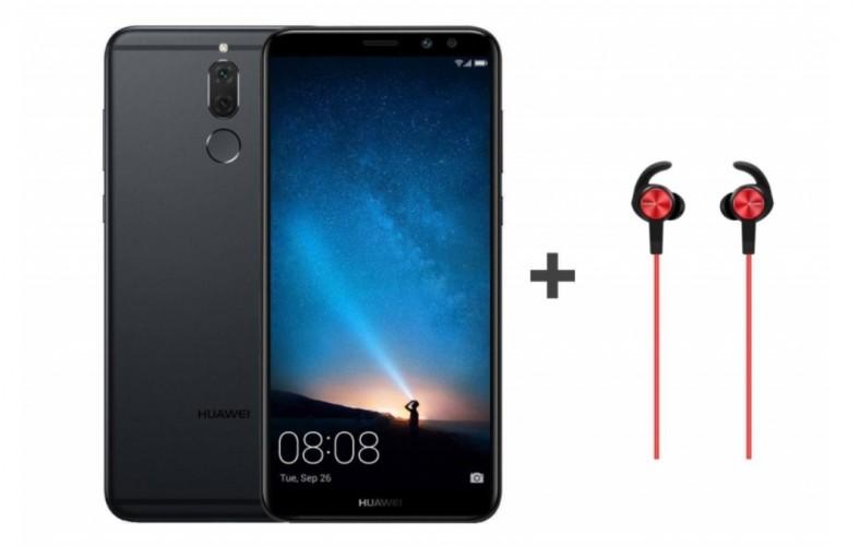 Huawei Mate 10 Lite dostępny jest już w przedsprzedaży z ciekawym gratisem
