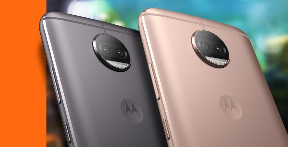 Motorola Moto G5S oraz G5S Plus trafiają do sprzedaży w Polsce