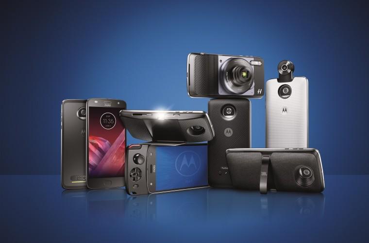 Nowe Moto Mods dołączają do modułowego ekosystemu Motorola