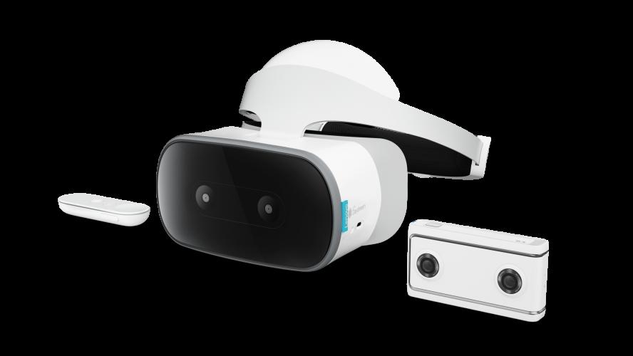 Lenovo Mirage Solo - autonomiczne gogle VR z technologią Daydream