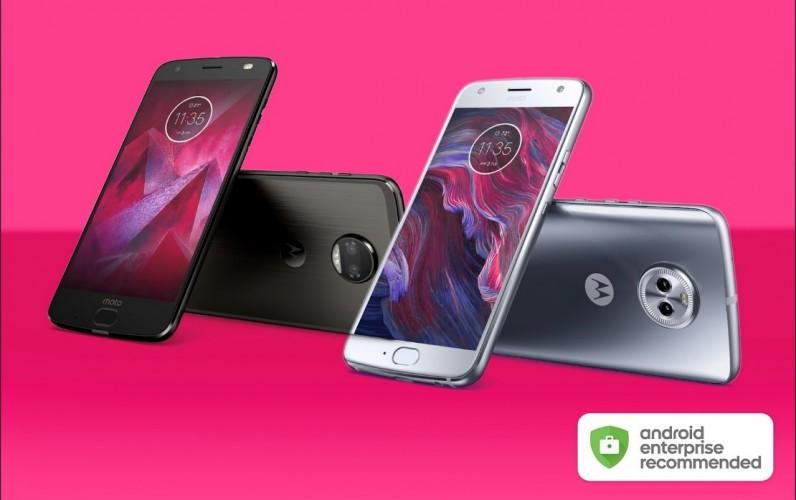 Motorola dołącza do programu Android Enterprise Recommended