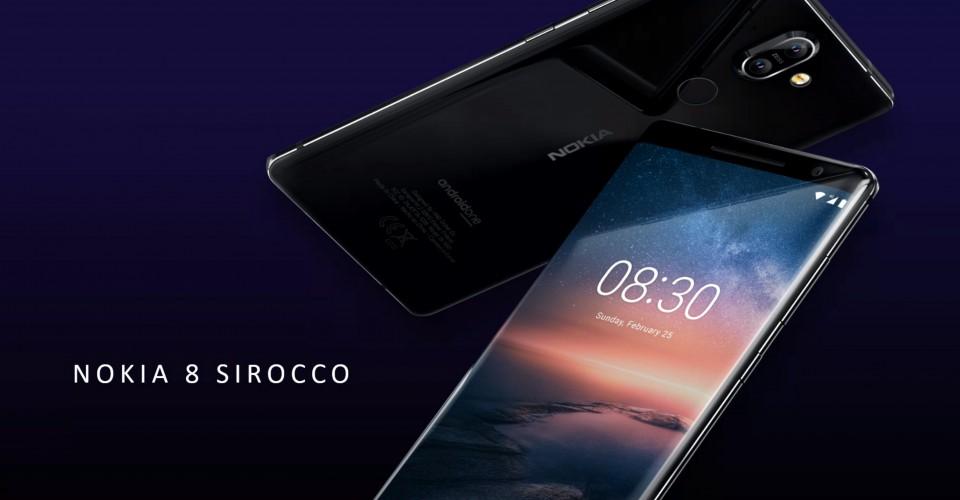 Nokia 7 Plus i Nokia 8 Sirocco dostępne w Polsce