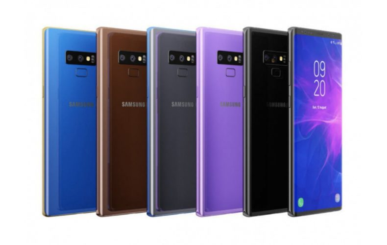 Samsung Galaxy Note 9 ujawnia swoje parametry w Geekbench
