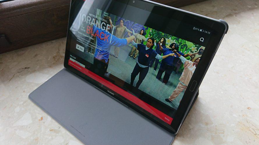 Huawei MediaPad M5 - recenzja, test, opinia