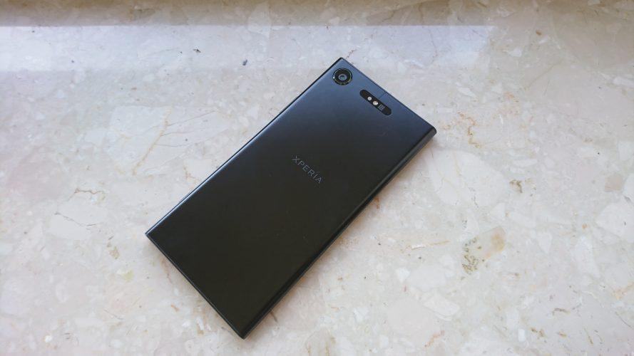 Sony Xperia XZ1 - recenzja, test, opinia