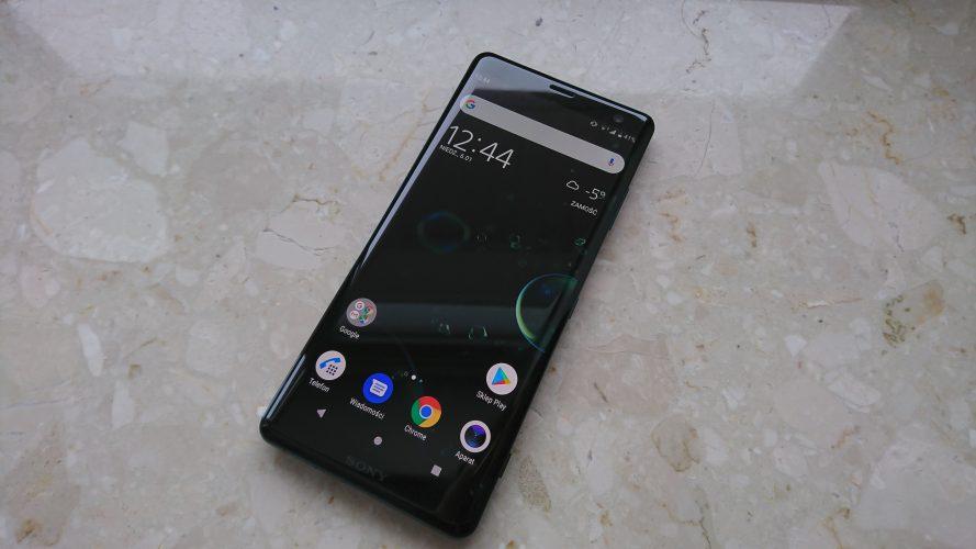 Sony Xperia XZ3 - recenzja, test, opinia