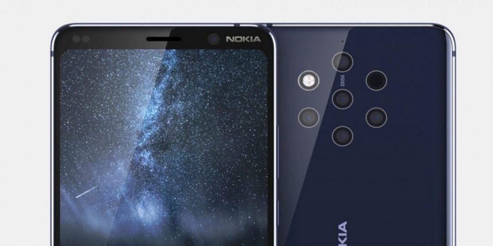 Nokia 9 zostanie zaprezentowana na MWC 2019