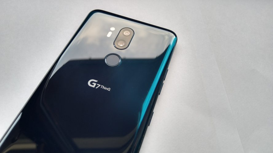 LG G7 ThinQ - recenzja, test, opinia