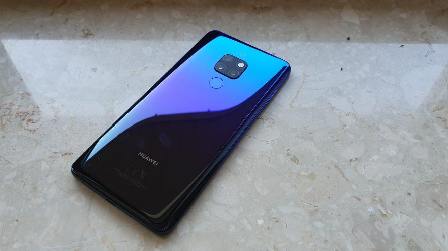 Huawei Mate 20 - recenzja, test, opinia