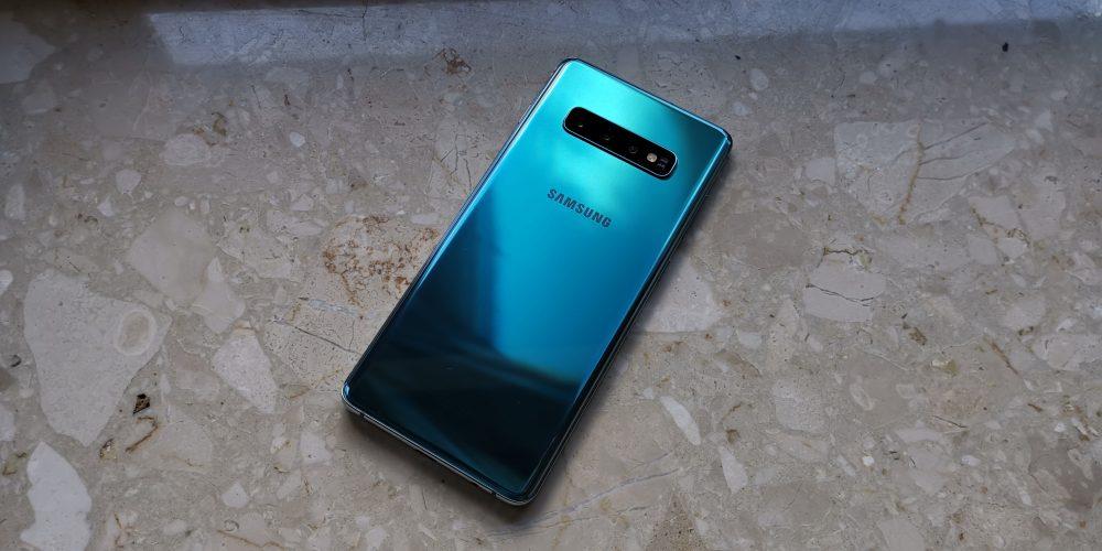 Samsung Galaxy S10+ - recenzja, test, opinia
