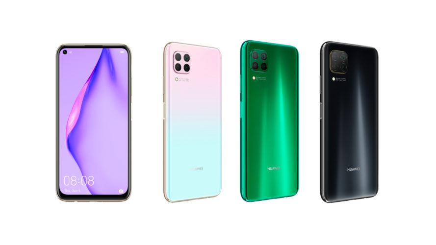 Huawei P40 Lite do wygrania w konkursie Orange
